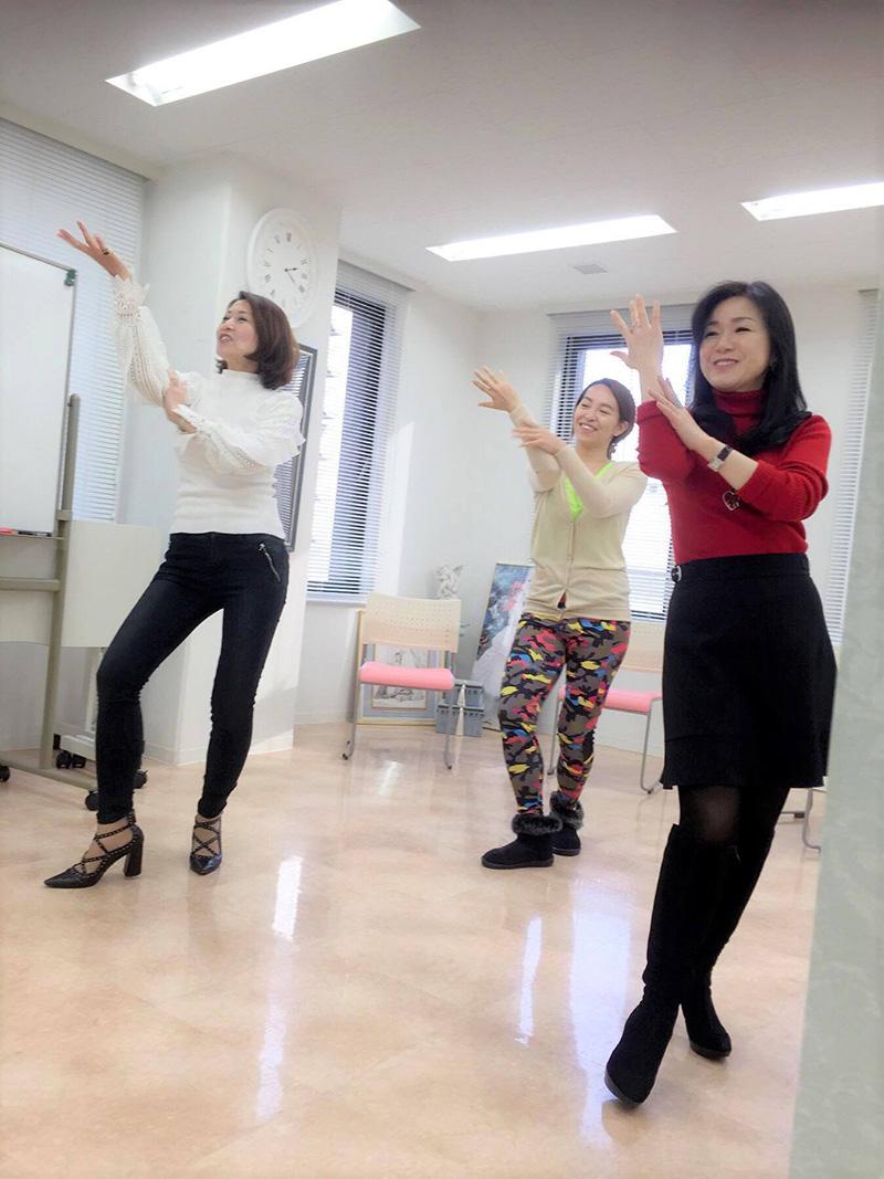 らせん美入門コース プルプルバブル体操【大阪】